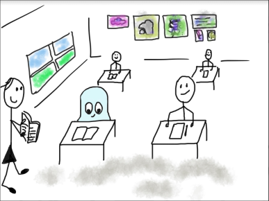 FLG in classroom